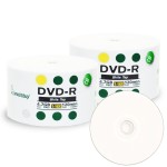 View detail information about 'Smart Buy DVD-R 16X 4.7 GB - White Top Surface 100 PCS' - Smart Buy Logo DVD-R Blank Disk Media