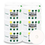 View detail information about 'Smart Buy DVD-R 16X 4.7 GB - White Top Surface 600 PCS' - Smart Buy Logo DVD-R Blank Disk Media